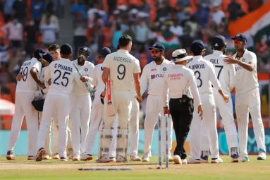Team India makes it to the final of the World Test Championship
