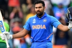 India vs South Africa world cup, World Cup 2019, world cup 2019 india vs south africa rohit sharma s ton helps india beat south africa by six wickets, Indian skipper