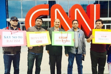 Indian-Americans condemns CNN for defaming Hinduism