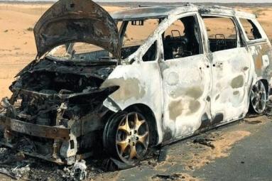 Indian Couple Killed on Desert Safari in UAE, 5 Others Injured