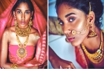 fenty beauty, Naomi Janumala, meet the 19 year old indian model naomi janumala who is the new face of rihanna s fenty beauty, Beauty