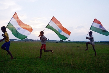 The Whole World Celebrated the Indian Independence Day 2017