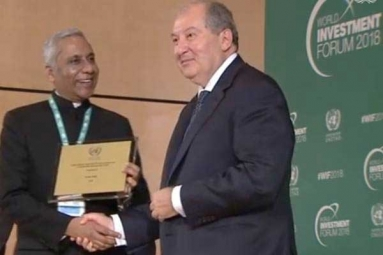 Invest India Wins UN Award for Boosting Renewable Energy Investment