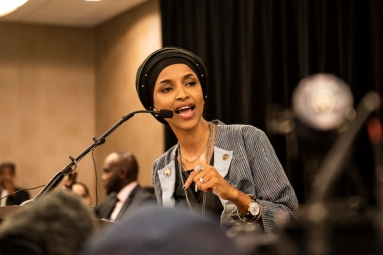 Trump's Islamophobic Remarks Inspire Attacks like New Zealand Shooting: Rep. Ilhan Omar