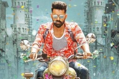 Ram's Ismart Shankar Teaser is Here