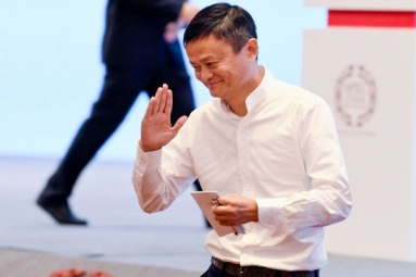 Jack Ma Steps down as Alibaba Chairman
