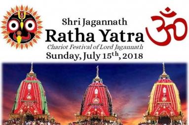 Shri Jagannath Ratha Yatra 2018