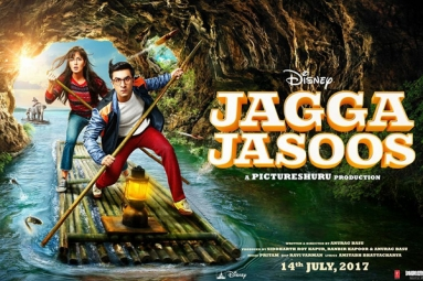 Jagga Jasoos Hindi Movie
