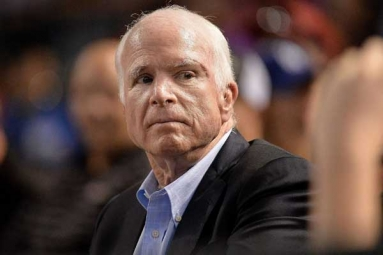 John McCain Halts Treatment for Brain Cancer, Family Says