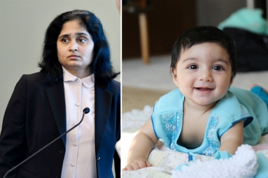 Judge Reduces Indian American Baby Sitter's Murder Conviction