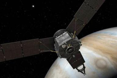 Nasa's Juno probe enters into orbit around Jupiter!