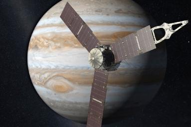 Juno to make third Jupiter flyby!