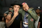 Chris Brown, rape accuse Chris Brown, justin bieber under criticism for supporting rape accused chris brown, Justin bieber