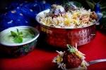 Tasty Kabuli Chana Kofta Biryani Recipe