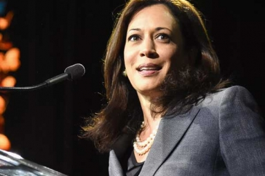 Kamala Harris Urge Americans to Stand United Against Racism