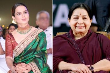 Kangana Ranaut to Play Jayalalithaa in AL Vijay's 'Thalaivi'