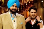 Kapil Sharma: Sacking Navjot Singh Sidhu is Not a Solution