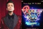 Karan Johar's next film is Rocky Aur Rani Ki Prem Kahani