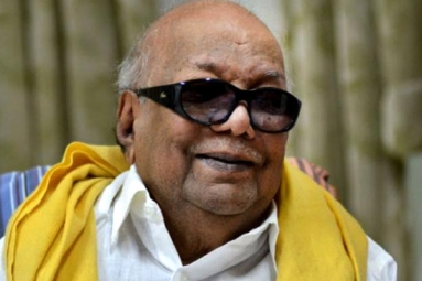 DMK Chief Karunanidhi Passes Away