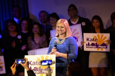 Kate Gallego Wins Phoenix Mayoral Race