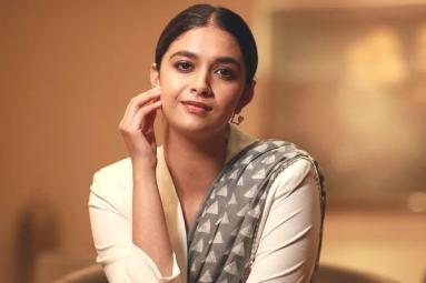 Keerthy Suresh in Chiranjeevi's Next