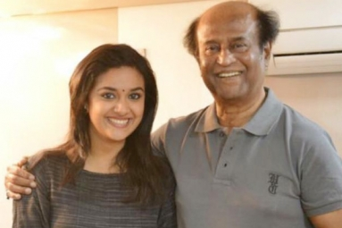 Rajinikanth and Keerthy Suresh to Team Up?