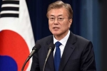 Kim Seeks Second Summit with Trump, Says Moon
