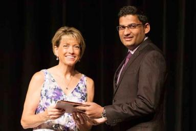 Indian-origin scientist honors young scientist award in US!