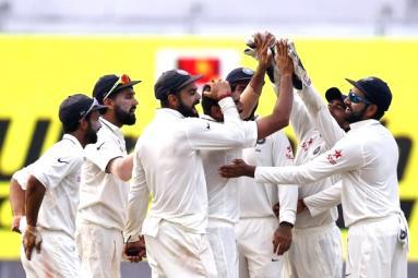 Kolkata Test: India beats New Zealand by 178 runs