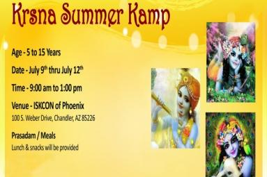 Krishna Summer Camp