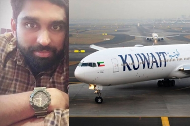 Kerala Man Dies in Kuwait Airways Run over While Towing Plane