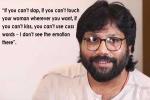 Sandeep Reddy Vanga latest interview, Sandeep Reddy Vanga interview, sandeep reddy vanga defends controversial statement says it s not assault it s liberty of expression, Anupama