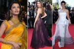 Cannes, bollywood actors at Cannes Film Festival, cannes film festival here s a look at bollywood actresses first red carpet appearances, Cannes film festival