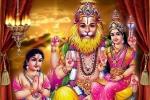 Lord Narasimha Chaturdashi
