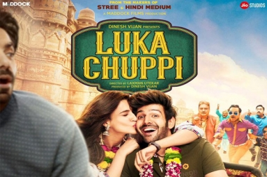 Luka Chuppi Hindi Movie