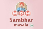 salmonella in MDH sambar masala, food and cooking, bacteria salmonella found in mdh sambar masala, Mea