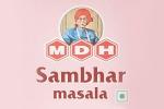 salmonella in sambar masala, food and cooking, bacteria salmonella found in mdh sambar masala, New delhi
