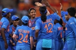India, women's cricket team, indian women s cricket team reaches their maiden final in t20 world cup, Bcci