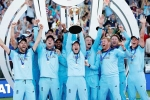 ICC cricket world cup 2019, cricket world cup 2019, england win maiden world cup title after super over drama, Kane williamson