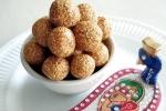 sesame seeds, tilgul vadi recipe in marathi, makar sankranti 2019 know health benefits of tilgul laddu, Cholesterol level