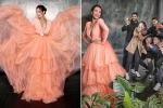 Malaika Arora in Indian film festival of melbourne, Malaika Arora, iifm 2019 malaika arora sizzles in peach ruffled gown, Fashion