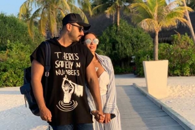 'Life Transitioned into Beautiful and Happy Space': Malaika About Being in a Relationship with Arjun Kapoor