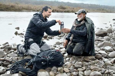 Man vs Wild: Narendra Modi Was Calm in Crisis, Says Bear Grylls