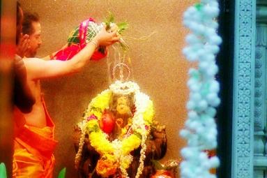 Mandala Abhishekam