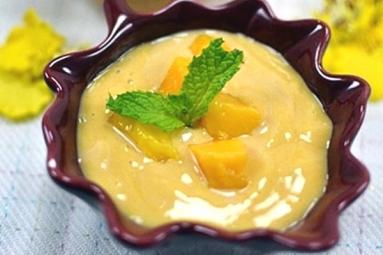 Mango payasam for mango lovers!