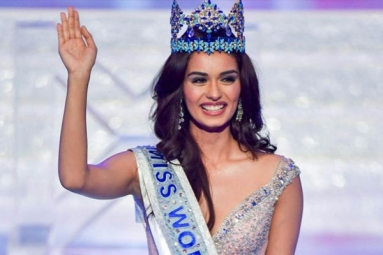 Miss World 2017 Manushi Chillar as AAPI's Brand Ambassador