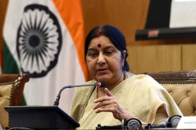 We Got Unprecedented support from International community To list Masood Azhar: Sushma Swaraj
