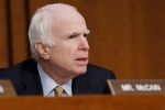 McCain Slams President Trump Over Military Ban on Transgenders