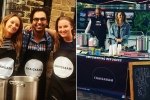 pranav's chaigram, Unemployed Refugees, meet pranav who has set up tea stalls in london to give unemployed refugees means of livelihood, G8 markets