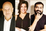 actors in Oscars Academy, Anurag Kashyap, anupam kher zoya akhtar and anurag kashyap invited to be members of oscars academy, Gully boy